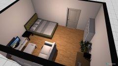 Raumgestaltung Zimmer 1 in der Kategorie Hobbyraum