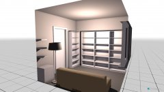 Raumgestaltung Zimmer 2 (Keller) in der Kategorie Hobbyraum