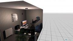 Raumgestaltung ZIMMER 2 in der Kategorie Hobbyraum