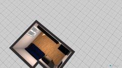 Raumgestaltung Zimmer 3 in der Kategorie Hobbyraum