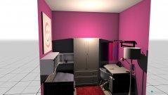 Raumgestaltung zimmer 8 in der Kategorie Hobbyraum