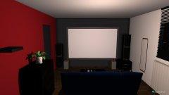 Raumgestaltung Zimmer fertig in der Kategorie Hobbyraum