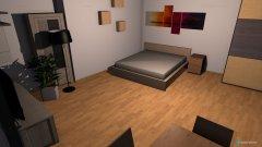 Raumgestaltung zimmer lozko in der Kategorie Hobbyraum