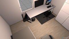 Raumgestaltung Zimmer New!New! in der Kategorie Hobbyraum