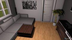 Raumgestaltung Zimmer02 in der Kategorie Hobbyraum