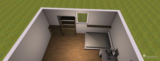 Raumgestaltung zimmer2 in der Kategorie Hobbyraum