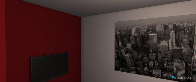 Raumgestaltung Zimmer in der Kategorie Hobbyraum