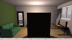 Raumgestaltung zimmi1 in der Kategorie Hobbyraum