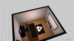 Raumgestaltung Zockerraum 2 in der Kategorie Hobbyraum
