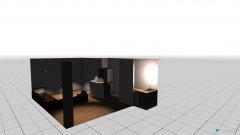 Raumgestaltung ZOKI NATE in der Kategorie Hobbyraum