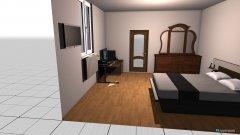 Raumgestaltung спальня in der Kategorie Hobbyraum