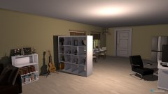 Raumgestaltung บ้านอีกหลังในอนาคต in der Kategorie Hobbyraum