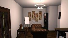 Raumgestaltung гостиная in der Kategorie Hobbyraum