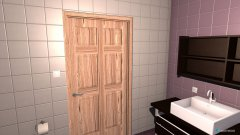 Raumgestaltung 1. kúpeľňa luxusný rodinný dom in der Kategorie Keller