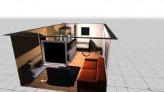 Raumgestaltung ห้องนอน 1 in der Kategorie Keller