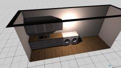 Raumgestaltung Adrian Küche alt in der Kategorie Keller