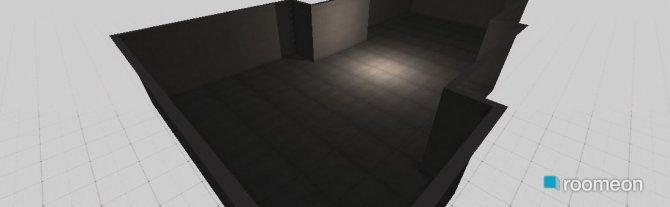 Raumgestaltung basement layout in der Kategorie Keller