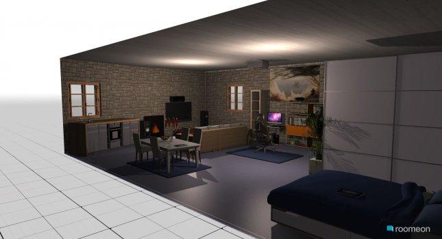 Raumgestaltung casa de san juan in der Kategorie Keller