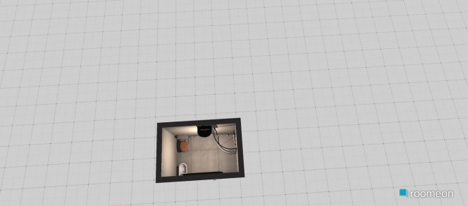 Raumgestaltung cuarto de baño in der Kategorie Keller