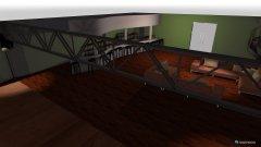 Raumgestaltung Disko1 in der Kategorie Keller