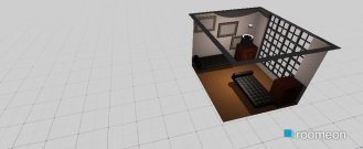 Raumgestaltung dorm 1 idea in der Kategorie Keller