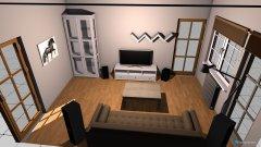 Raumgestaltung Duzy pokój in der Kategorie Keller