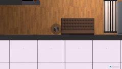 Raumgestaltung eastside mit kleineren maßem in der Kategorie Keller