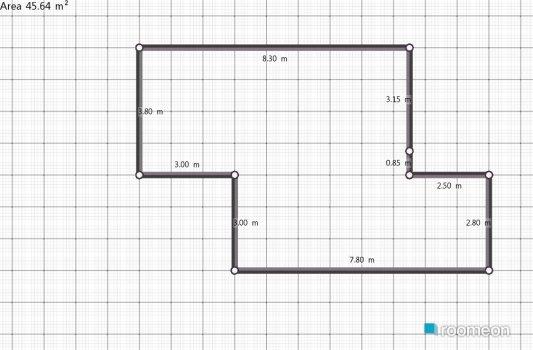 Raumgestaltung erste test in der Kategorie Keller