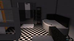 Raumgestaltung Felix Badezimmer in der Kategorie Keller