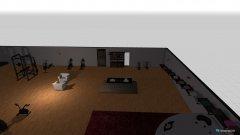 Raumgestaltung Fitnes und spa  in der Kategorie Keller