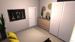 Raumgestaltung Gästezimmer in der Kategorie Keller