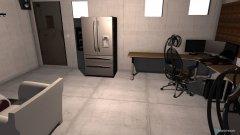 Raumgestaltung Gamer zimmer in der Kategorie Keller