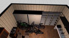 Raumgestaltung Gartenhütte in der Kategorie Keller
