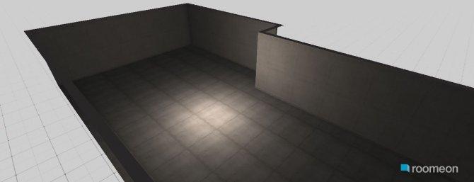 Raumgestaltung Grundriss in der Kategorie Keller