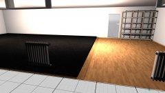 Raumgestaltung Gym Miu in der Kategorie Keller