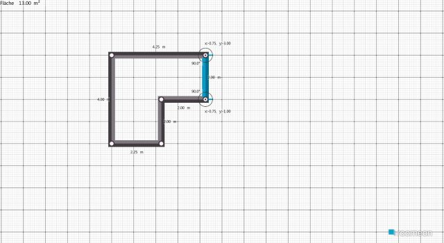 Raumgestaltung Hausanschlussraum in der Kategorie Keller