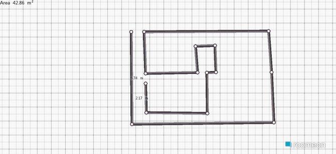 Raumgestaltung House Vitor in der Kategorie Keller