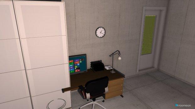 Raumgestaltung Jan´s Zimmer in der Kategorie Keller