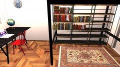 Raumgestaltung Julies Room raw in der Kategorie Keller