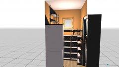 Raumgestaltung Kamra in der Kategorie Keller