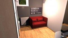 Raumgestaltung Keller als mein Traumzimmer in der Kategorie Keller