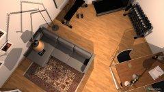 Raumgestaltung Keller, Arbeitszimmer  in der Kategorie Keller