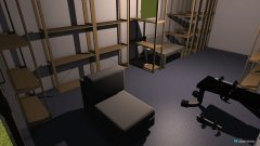 Raumgestaltung Keller Hinten in der Kategorie Keller