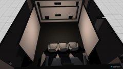Raumgestaltung Keller mit Seiten  in der Kategorie Keller