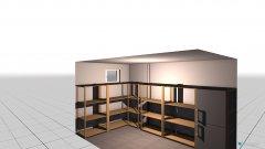 Raumgestaltung Kellerschränke in der Kategorie Keller