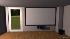 Raumgestaltung kino neu keller in der Kategorie Keller