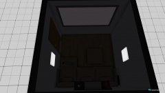 Raumgestaltung KINO in der Kategorie Keller