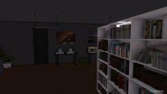 Raumgestaltung lese raum in der Kategorie Keller