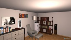 Raumgestaltung Lisas Zimmer in der Kategorie Keller