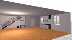 Raumgestaltung Loft 2 in der Kategorie Keller